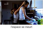 l'espace se meurt